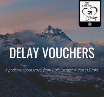 Delay Voucher information for travelers